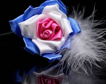Transgender Rose Buttonhole