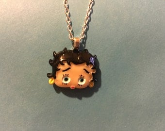 Betty Boop Necklace AM44