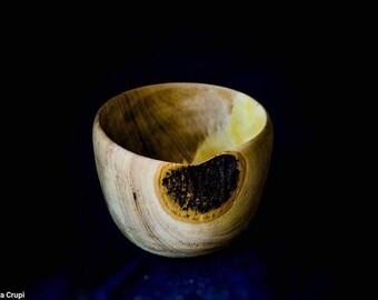 """""""Bergamot"""" Wooden Mug"""
