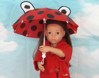 Parapluie pour poupées Gotz , Américan girl , poupées Animator