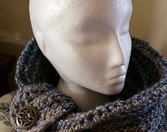 Cowl - Hand-Made - Crochet