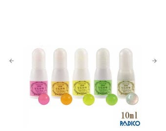 NEW Padico Jewel Colors for UV Resin Neon Colors and Pearl レジン着色剤