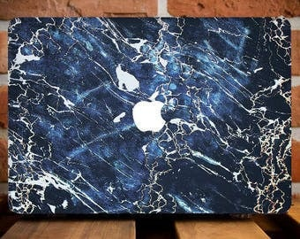 Blue Marble Macbook Pro Case Hard Laptop Case Marble Macbook Pro Retina 13 Case Marble Macbook 12 Case Laptop Case Pro 15 Case Pro 13 WCm120