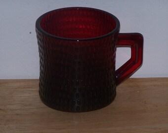 Ruby Red Mug