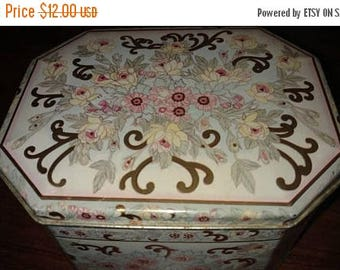 On Sale Vintage 1984 Meister collectable tin