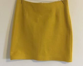 Wool pencil skirt -customized for you