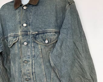 Guees USA jeans jacket