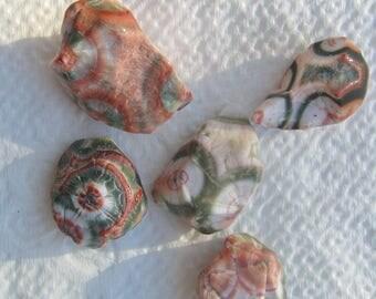 5 Beautiful Thomsonite Gemstones