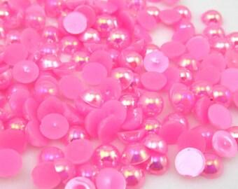 400 half Pearl Pink 4MM. New stick