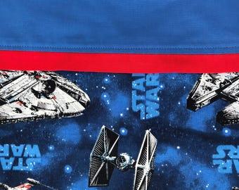 Star Wars Pillowcase Star Wars Bedding Star Wars Fans Gift for him Gift for her Star