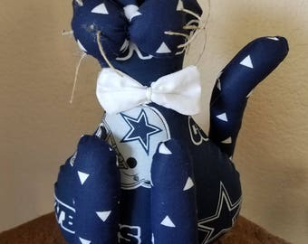 Dallas Cowboys Football Cat