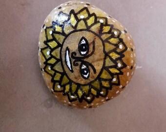 Pebble shaped Sun