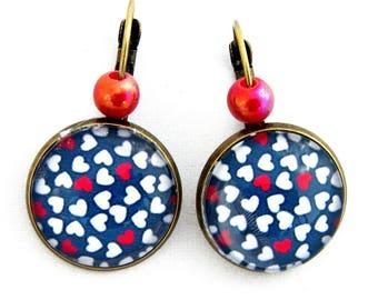 """Earrings collection """"artichoke heart"""""""