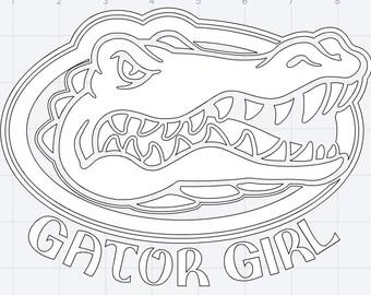 Gator girl
