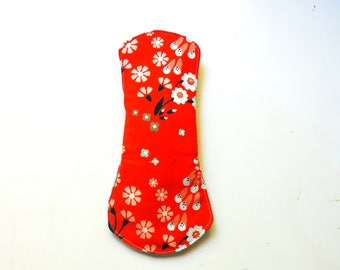 Menstrual Pads, Reusable Cloth Pads, Cloth Pads, Reusable Cloth, Mama Cloth, cotton pads, organic pads Medium SIZE.