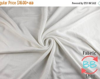 30% OFF Heavy Bamboo French Terry, Organic French Terry, Bamboo Cotton French Terry, Bamboo Terry, Knit Bamboo Fabric, Organic Knit Fabric,