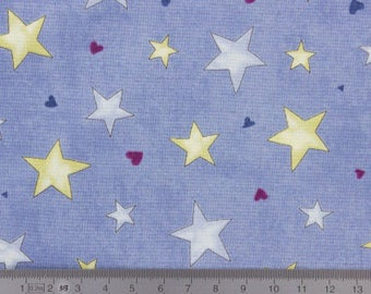Gorjuss rainbow dreams fabric