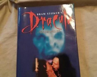 Bram Stoker's Dracula A Francis Ford Coppola Film ( 1992 Hardcover )
