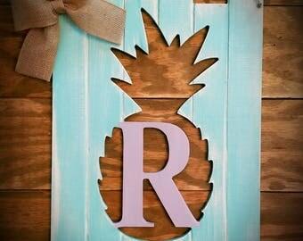 Pallet Board Pineapple