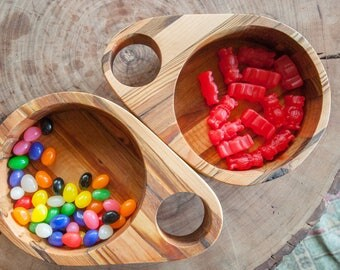 Snack bowl set