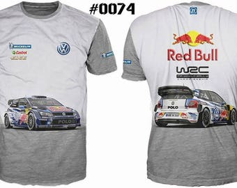 "Fantastic car auto 3d men's t-shirt ""VW-polo"""