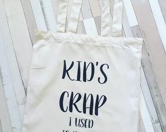 Personalised tote bag!