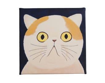 Cat Art Print, Art Print Cat, Home decor, Fine Art, Wall Art, Cat, Cat lover, Gift