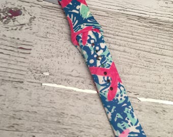 Lilly Inspired Apple Smart Watch Band