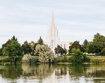 Idaho Falls Temple 6