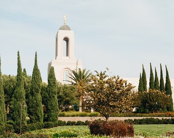Newport Beach California Temple 2