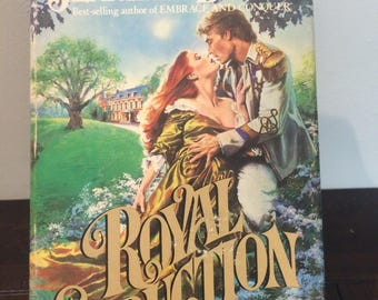 1983 Royal Seduction By Jennifer Blake/ Romance Book/Novel