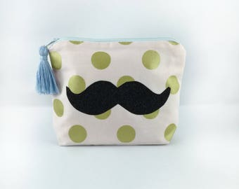 Cosmetic bag cosmetic bag Makeup bags El macho