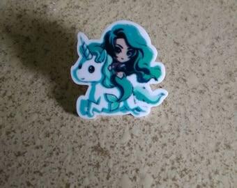 Fantasy Chic pin