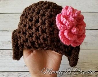 Crochet Princess Leia Hat, Princess Leia Hat, Baby Princess Leia Hat, Princess Leia Child Hat, Princess Leia Adult Hat,  Star Wars Hat