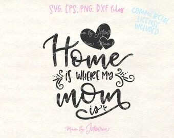 Mothers Day Svg, mom svg, mother svg, grandma svg, mom sayings svg, where mom svg, mothers day dxf, mommy svg, mom svg file, mom cut file