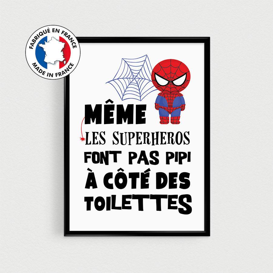 Gut gemocht Affiche citation citation en français pour enfant Même HO84