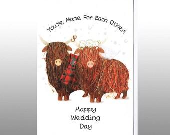 Wedding Card Coos WWWE78
