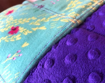 Weighted Blanket - Anxiety Blanket - Weighted Blanket for Anxiety - Weighted Blanket for Autism - Custom Fabric