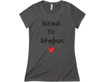Sired To Stefan T Shirt
