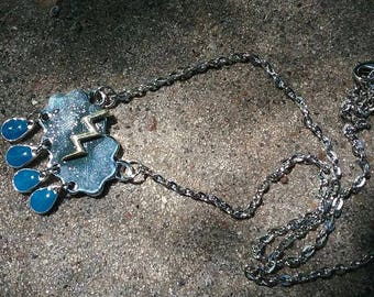 The Storm - Charm Necklace