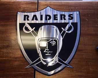 Raiders Custom Gift Etsy