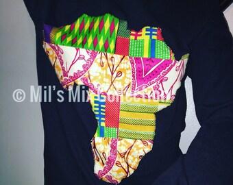 Mil's Mix Africa T shirt