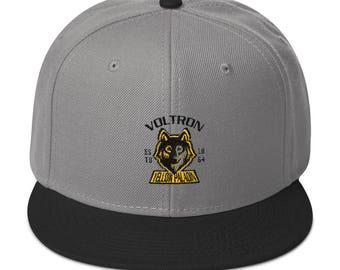 voltron hunk Snapback Hat