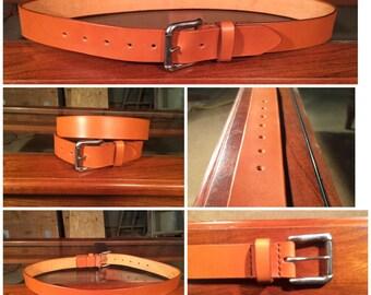 1.25/1.5 Inch English Bridle Belt