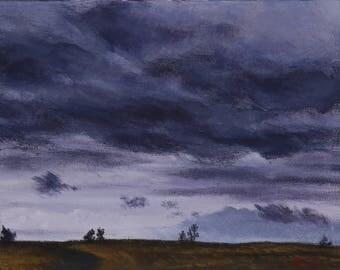 Approaching Storm #2 art print 11x14