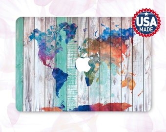Map Macbook Pro 13 Case Macbook Retina Case Macbook Pro 13 2017 Hard Case Macbook Air 11 Case Hard Macbook 12 Case Macbook Air 13 CBB2267