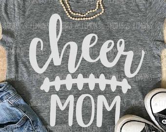 Cheer Mom svg, SVG, DxF, EpS, Cut file, Cheer svg, shortsandlemons, SVG Sayings, Cheer svgs, Cheer sister svg, Cheerleader svg, cheer shirt
