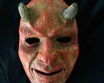 Devil Halloween Mask