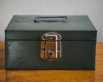 Vintage Filing Box