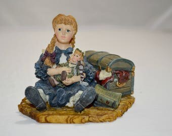 Yesterdays' Child - Jennifer with Priscilla - 1995 The Boyds Collection